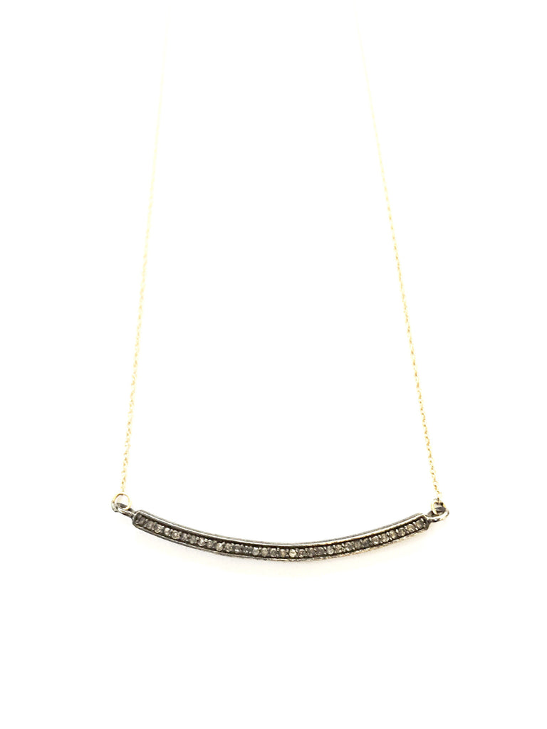 Slice of Heaven Diamond Choker