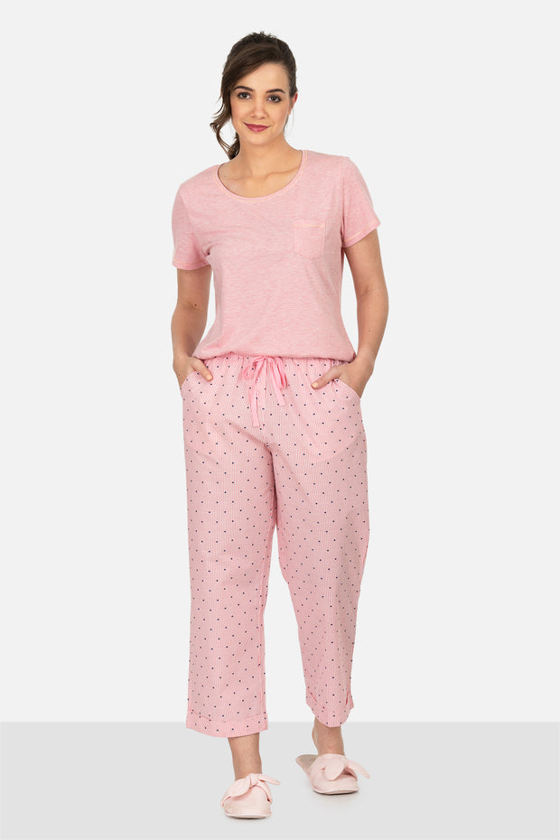 ELLEN turn-up pajama