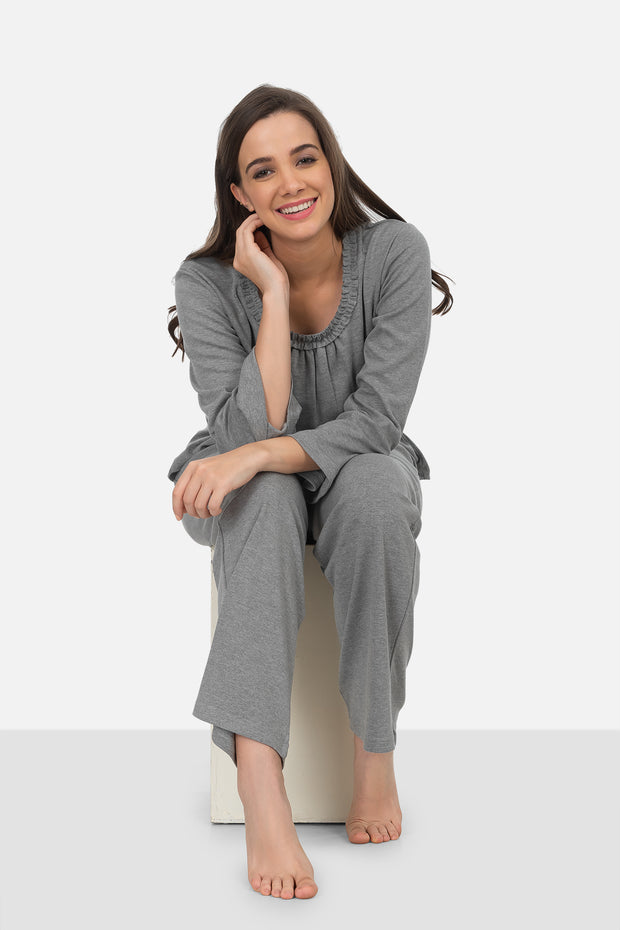 EMMA knit pajama set