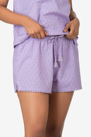 IVY shorts set