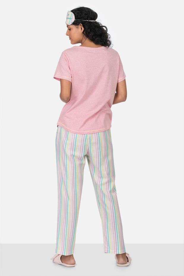 TESSA tapered fit pajama
