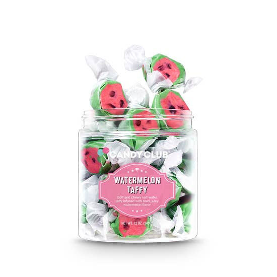 Watermelon Taffy | Candy Club