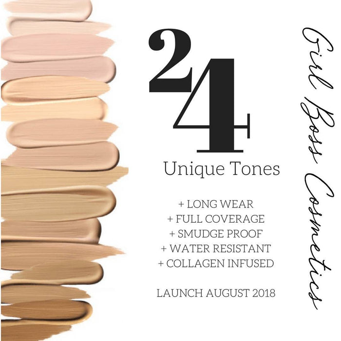 Hi-Def Foundation | 24 Shades!
