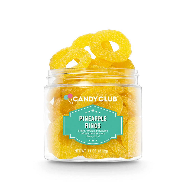 Pineapple Rings - Large | Candy Club