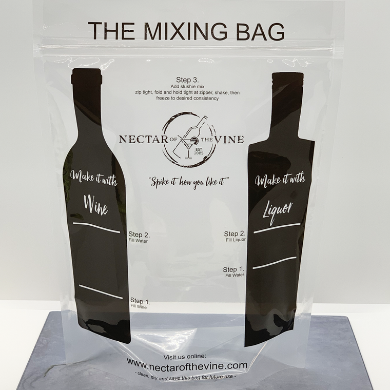 Reusable Mixing Bag | Nectar of the Vine