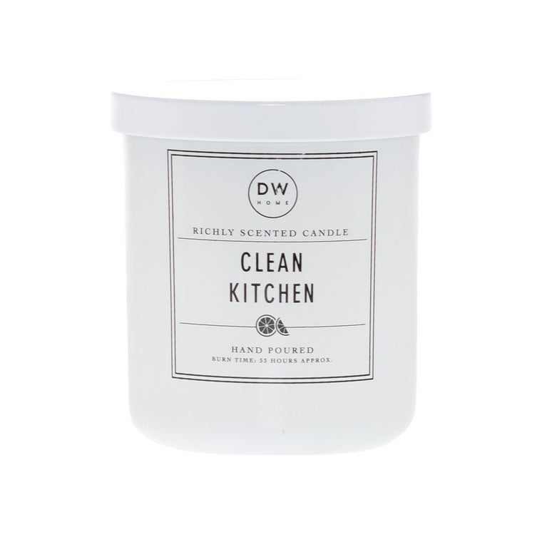 CLEAN KITCHEN | DW HOME CANDLE