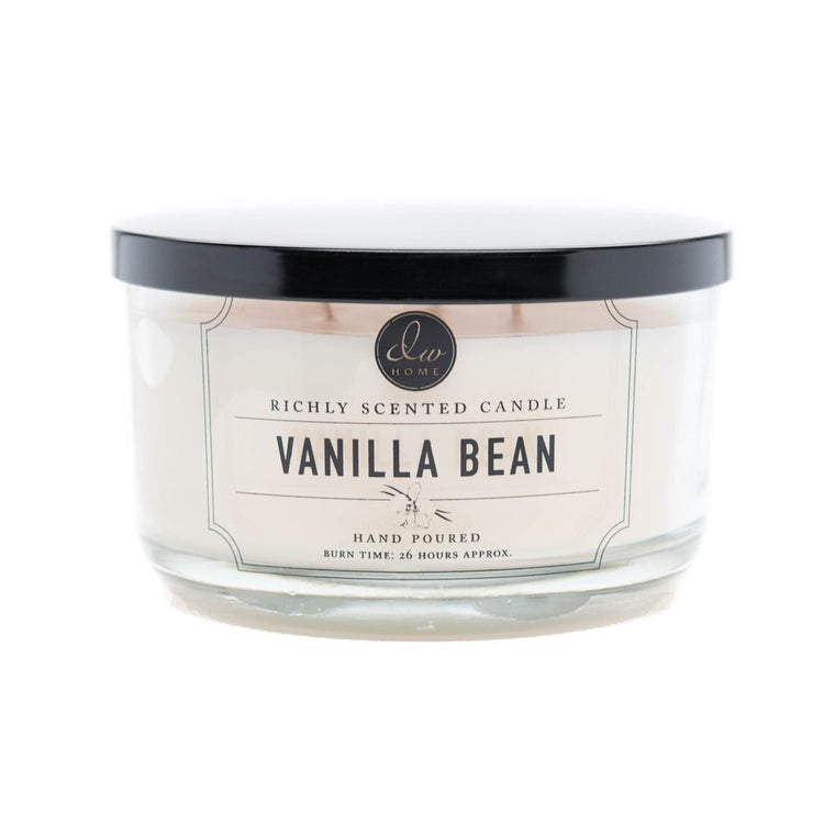 VANILLA BEAN | DW HOME CANDLE