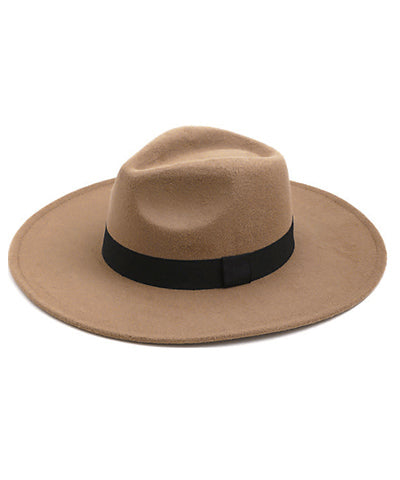Sedona Wool Panama Wide Brim Hat | Multiple Colors