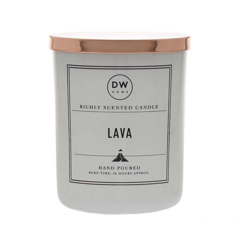 LAVA ROSE GOLD LIMITED EDITION | DW HOME CANDLE