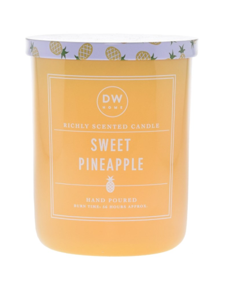 SWEET PINEAPPLE | DW HOME CANDLE
