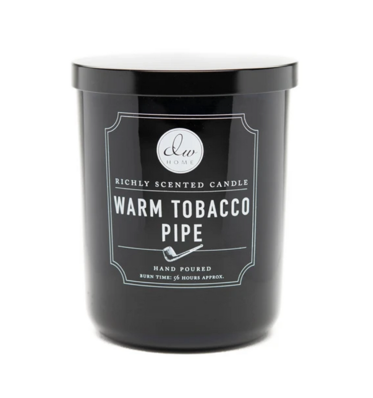 WARM TOBACCO PIPE | DW HOME CANDLE