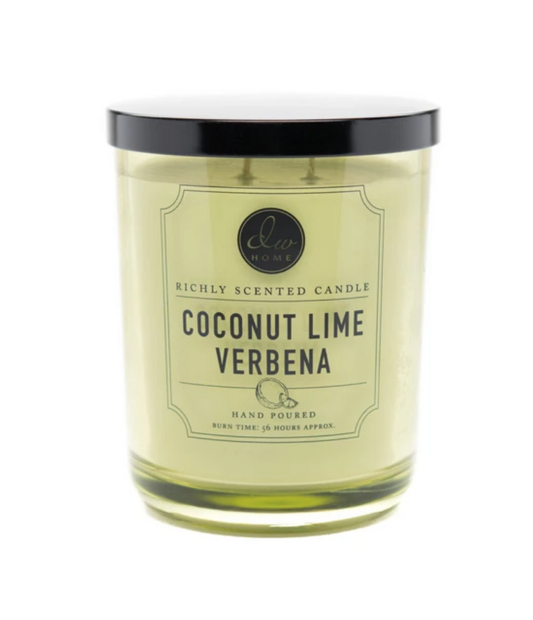 COCONUT LIME VERBENA | DW HOME CANDLE