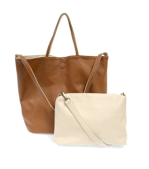 Riley Reversible Hobo Handbag | Multiple Colors