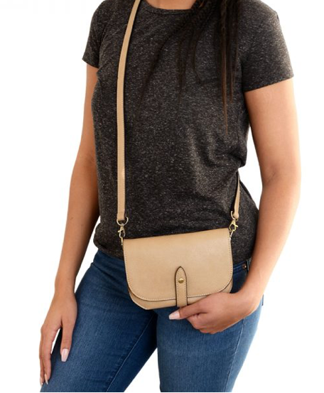 Harper Convertible Crossbody Bag | Multiple Colors