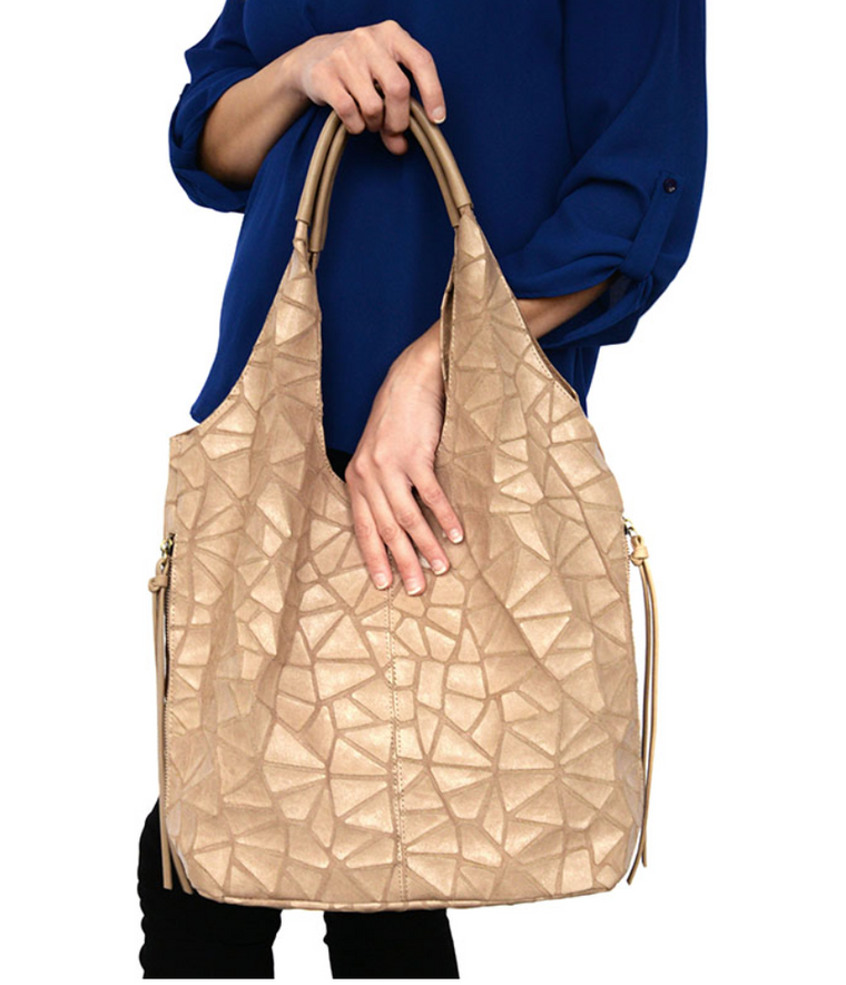 Aleysia Geometric Bag | Multiple Colors