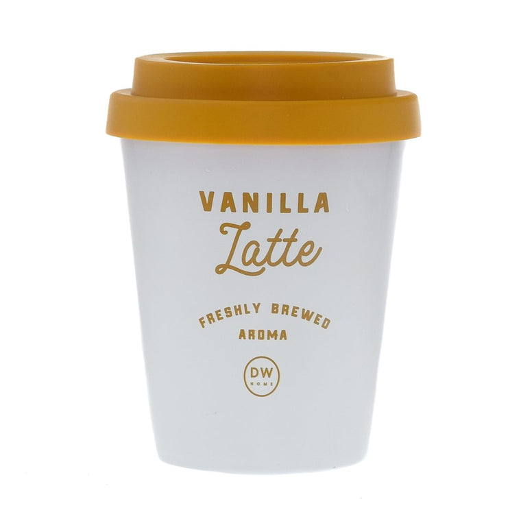 VANILLA LATTE (LIMITED EDITION)  DW HOME CANDLE