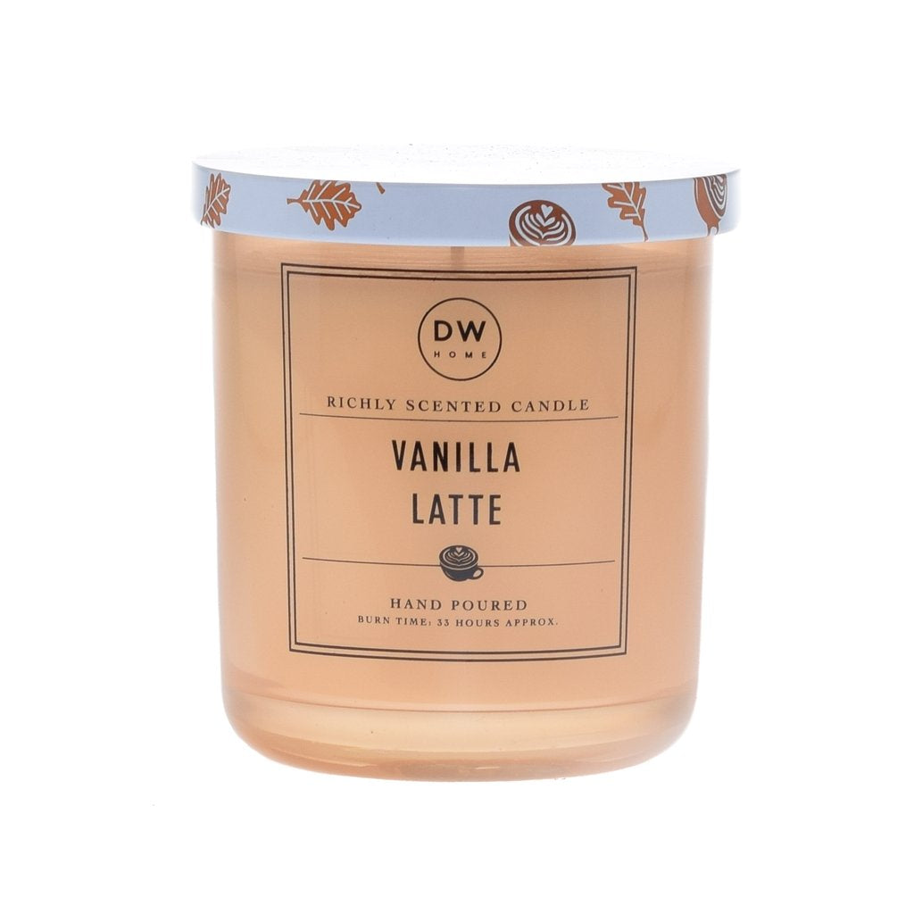 VANILLA LATTE  | DW HOME CANDLE