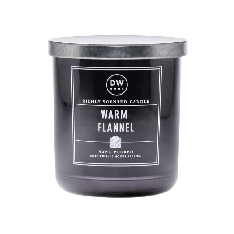 WARM FLANNEL  | DW HOME CANDLE