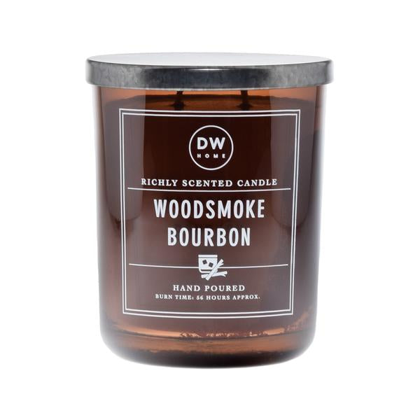 WOODSMOKE BOURBON | DW HOME CANDLE