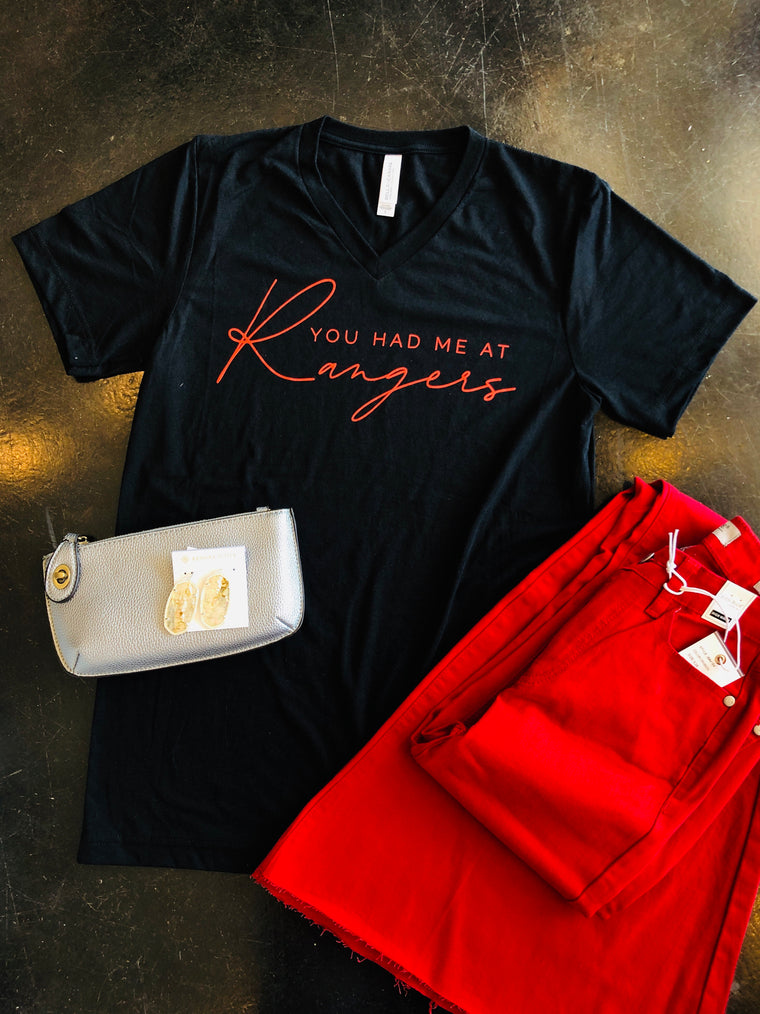 You had me at Rangers Tee | S-2x
