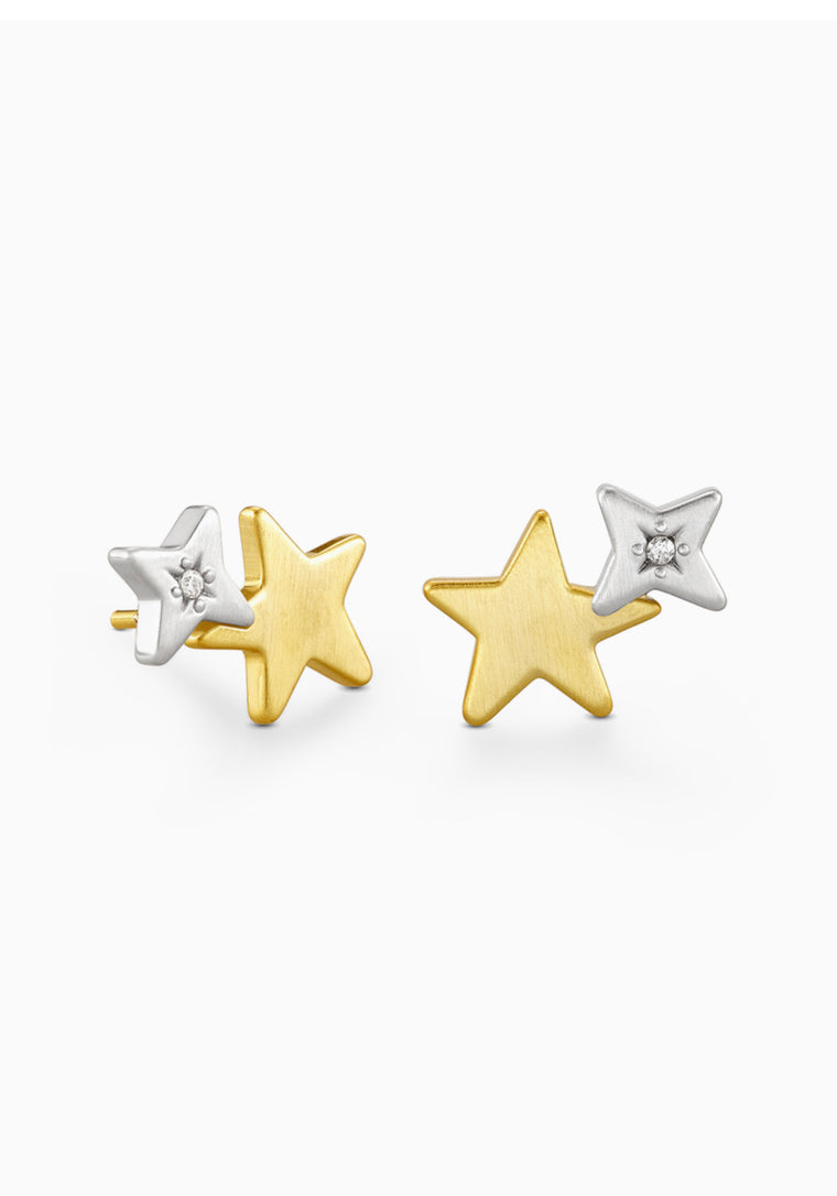 Jae Star Climber Earrings