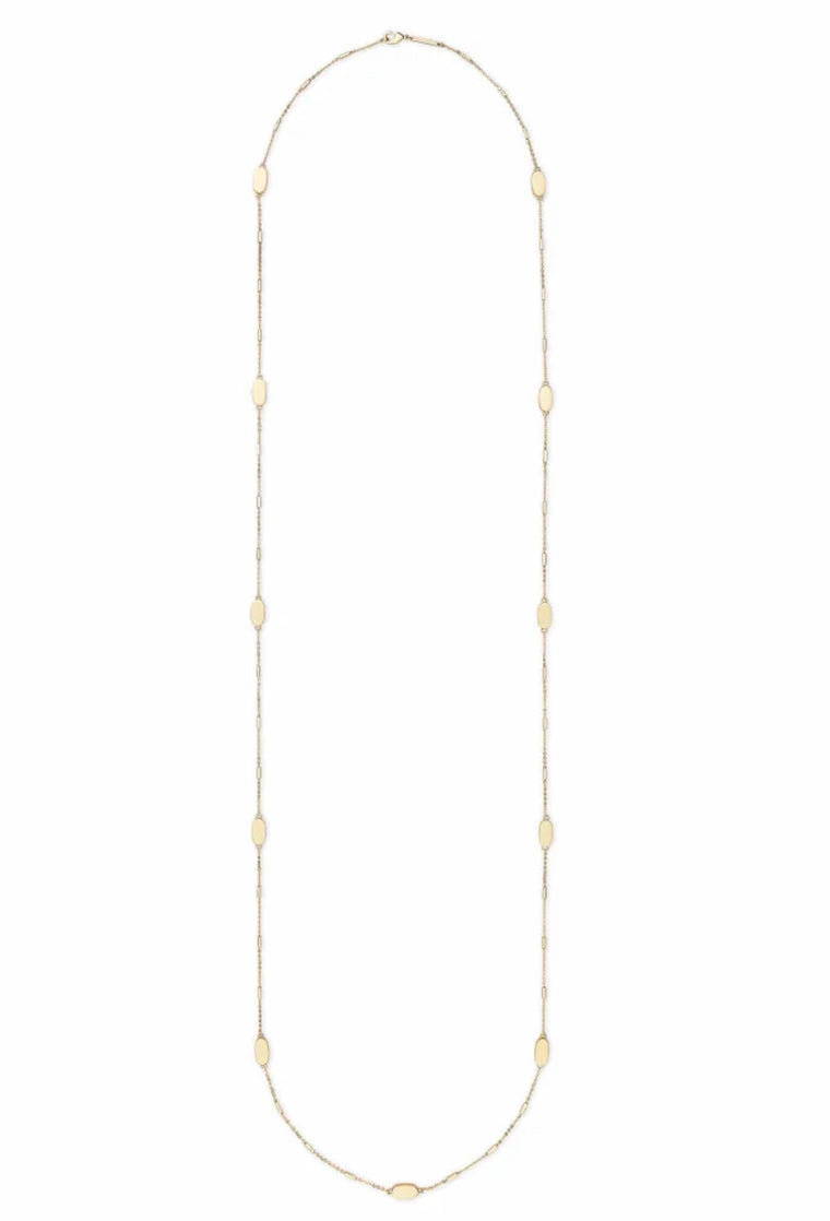 Franklin Long Necklace | Multiple Colors