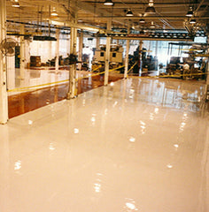 Industrial & Warehouse Floor Sealers