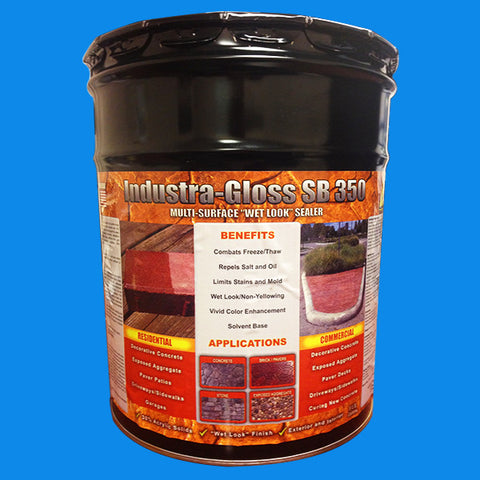 Industra-Gloss 350 - Solvent Based, Low VOC Pure Acrylic Coating