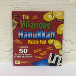 The Hilarious Hanukkah Puzzle Pad