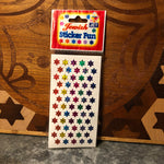 Jewish Star Stickers