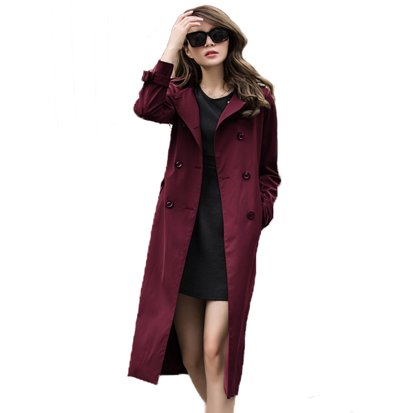 Charlize Trench Coat