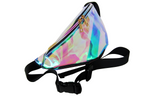 Clear Holographic Fanny Pack