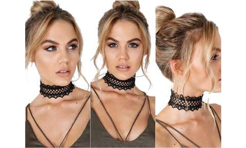 Lace Choker Necklace
