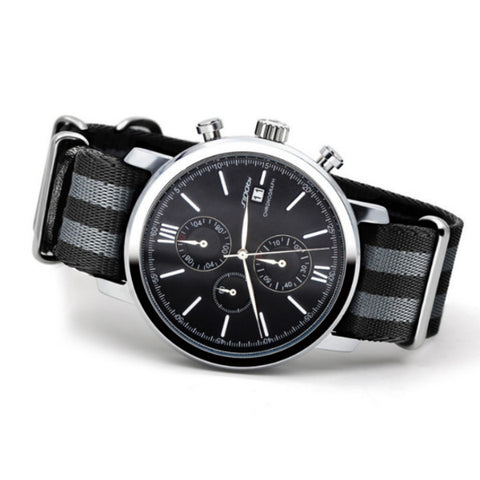 Nautical Strap Watch