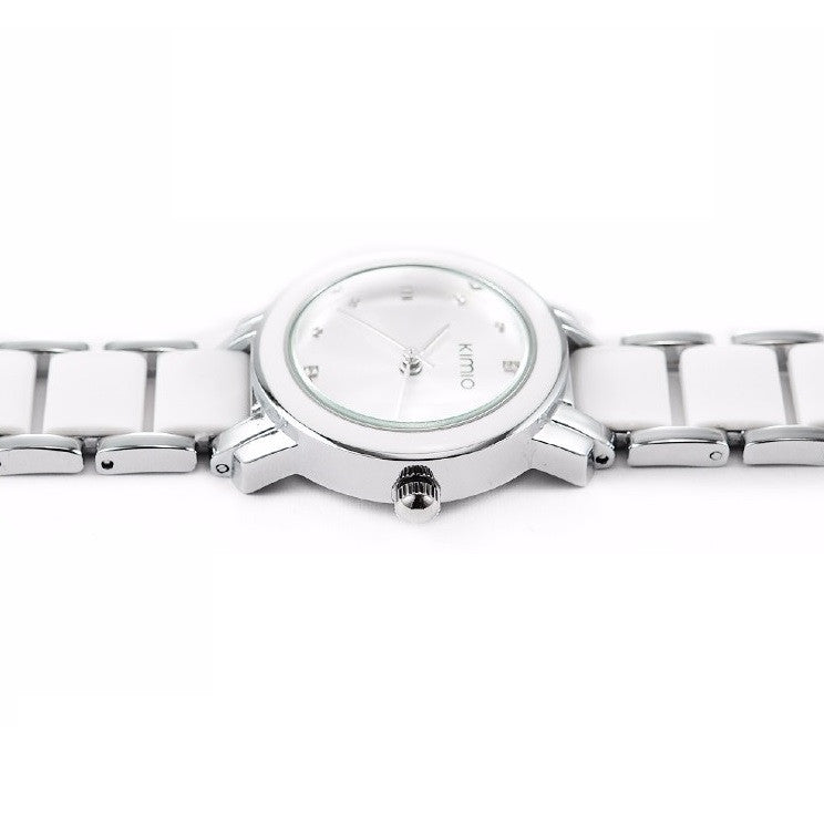 Women's Ceramic Inspired Quartz Watch
