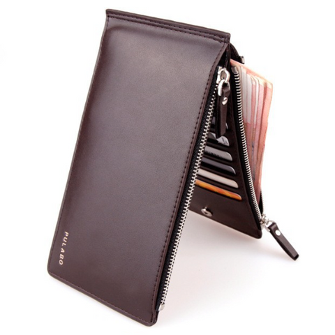 Men's Business Clutch Wallet