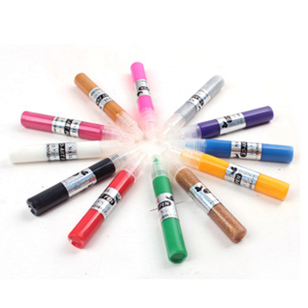 3D Nail Art Pen Set