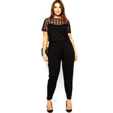 Olivia Jumpsuit - Plus Size