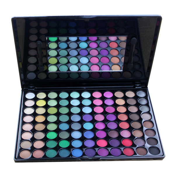 88 warm and cool eyeshadow pallete