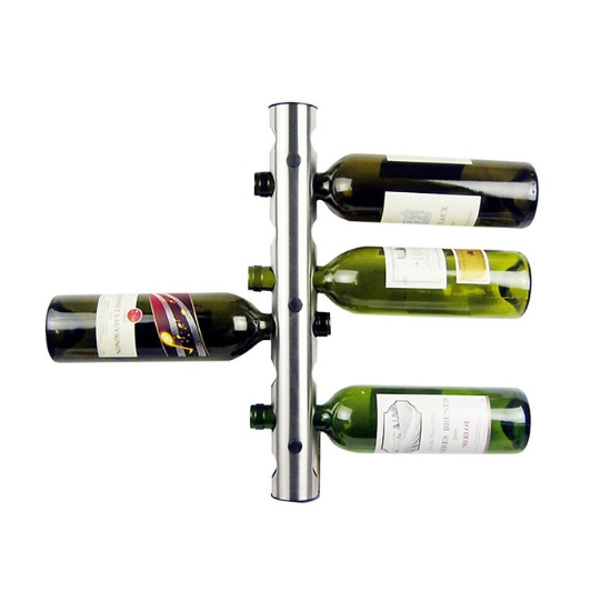 8 Bottle Wine Rack Holder