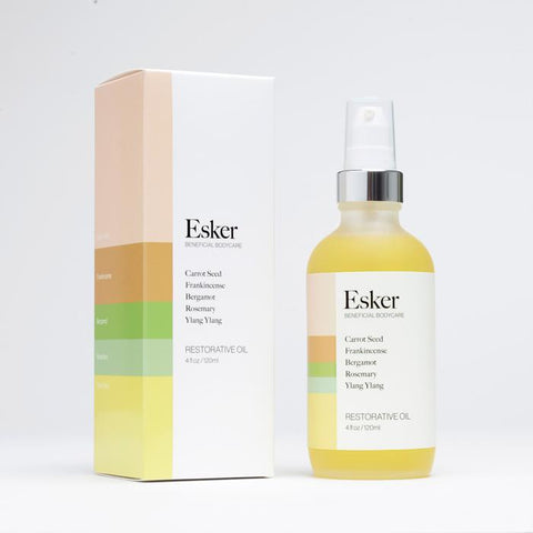 Esker Beauty Restorative Oil
