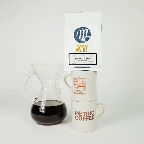 Pour-Over Coffee 101 with Metric