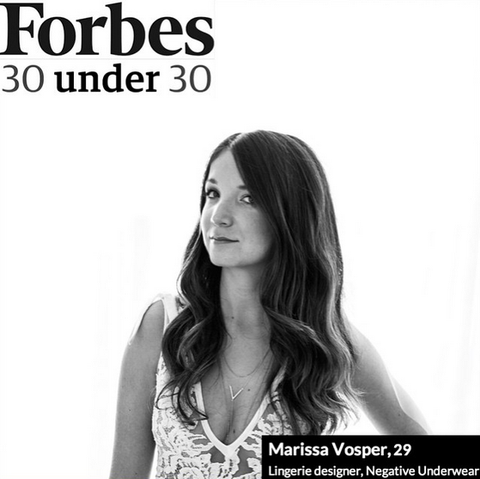 FORBES 30 UNDER 30 (%@!*#^*!!)
