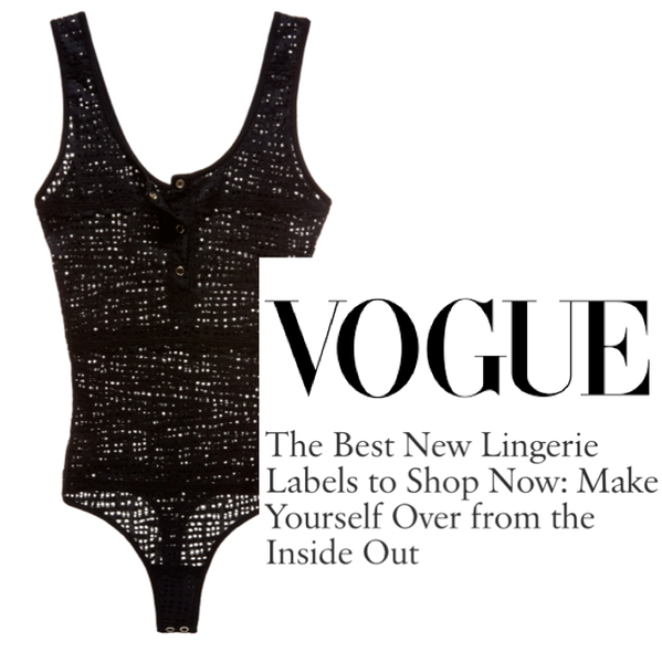 Best New Lingerie Labels