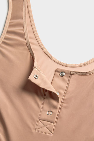 Thumbnail image #5 of Silky Bodysuit in Buff