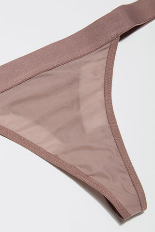 Thumbnail image #4 of Silky Thong in Haze