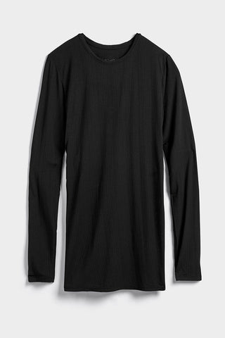Thumbnail image #2 of Whipped Long Sleeve in Black