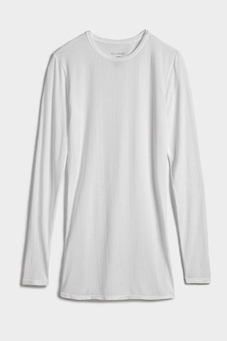 Thumbnail image #3 of Whipped Long Sleeve in White