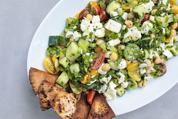 Middle Eastern Salad by Ina Garten