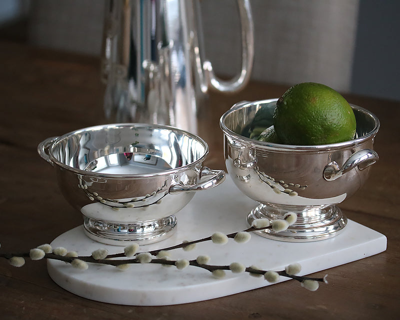 HÔTEL Silver Footed Bowl